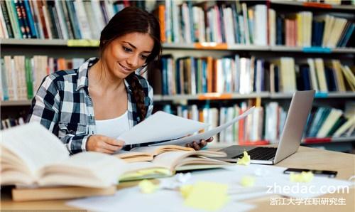 浙江大学同等学力申硕的考试科目多不多?